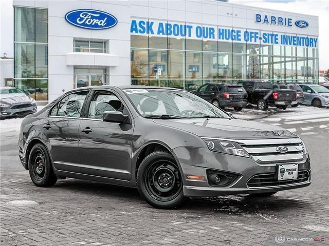 2011 Ford Fusion SE (Stk: 6500) in Barrie - Image 1 of 27