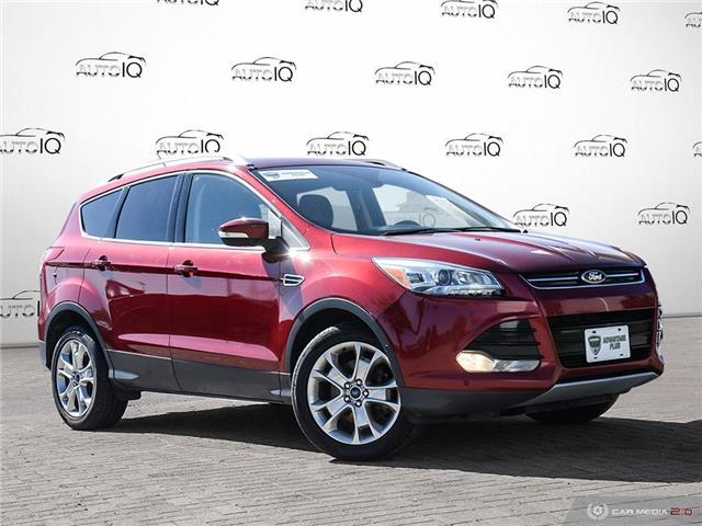 2016 Ford Escape Titanium (Stk: U0666A) in Barrie - Image 1 of 27