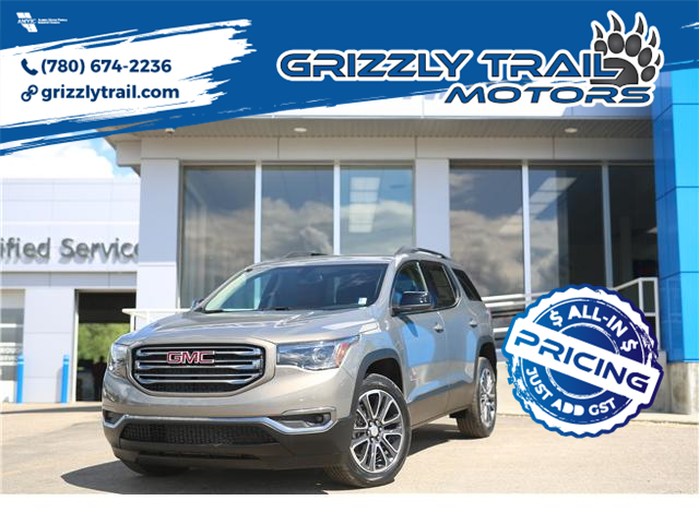 2019 GMC Acadia SLT-1 (Stk: 56215) in Barrhead - Image 1 of 32