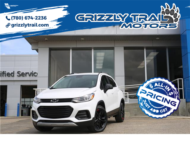 2019 Chevrolet Trax LT (Stk: 57882) in Barrhead - Image 1 of 29