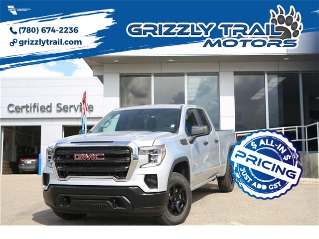 2019 GMC Sierra 1500 Base (Stk: 57486) in Barrhead - Image 1 of 28