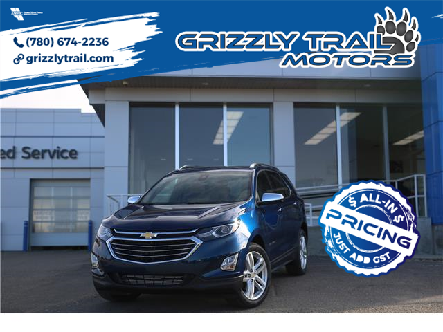 2020 Chevrolet Equinox Premier (Stk: 58923) in Barrhead - Image 1 of 35