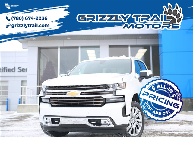 2020 Chevrolet Silverado 1500 High Country (Stk: 59289) in Barrhead - Image 1 of 36