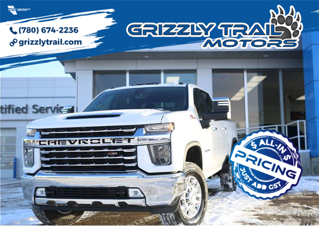2020 Chevrolet Silverado 3500HD LTZ (Stk: 59500) in Barrhead - Image 1 of 41
