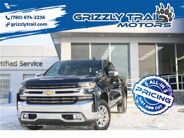 2020 Chevrolet Silverado 1500 LTZ (Stk: 59589) in Barrhead - Image 1 of 33