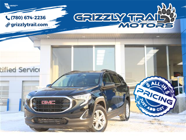 2019 GMC Terrain SLE (Stk: 59739) in Barrhead - Image 1 of 27