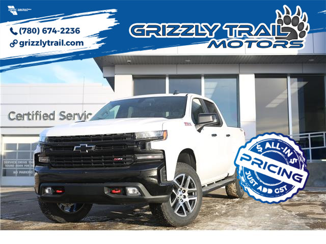 2020 Chevrolet Silverado 1500 LT Trail Boss (Stk: 59760) in Barrhead - Image 1 of 36