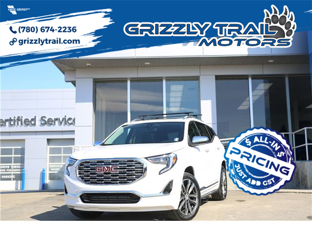 2020 GMC Terrain Denali (Stk: 59569) in Barrhead - Image 1 of 32