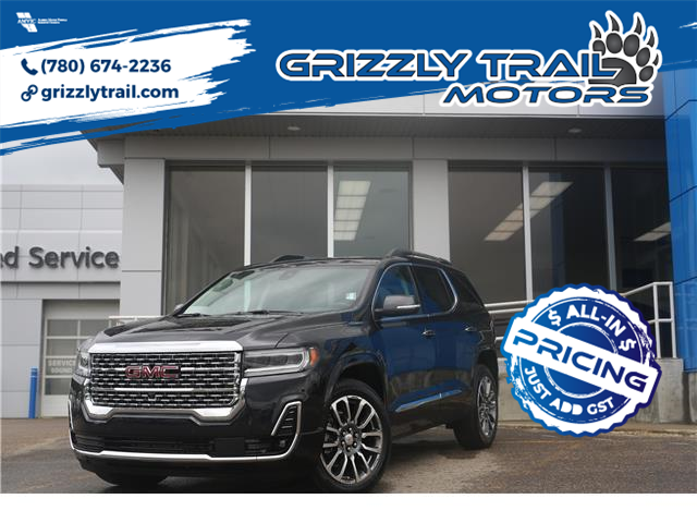 2020 GMC Acadia Denali (Stk: 60562) in Barrhead - Image 1 of 39