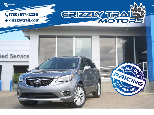 2020 Buick Envision Premium II (Stk: 60120) in Barrhead - Image 1 of 34