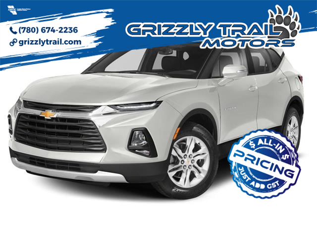 2020 Chevrolet Blazer True North (Stk: 60763) in Barrhead - Image 1 of 9
