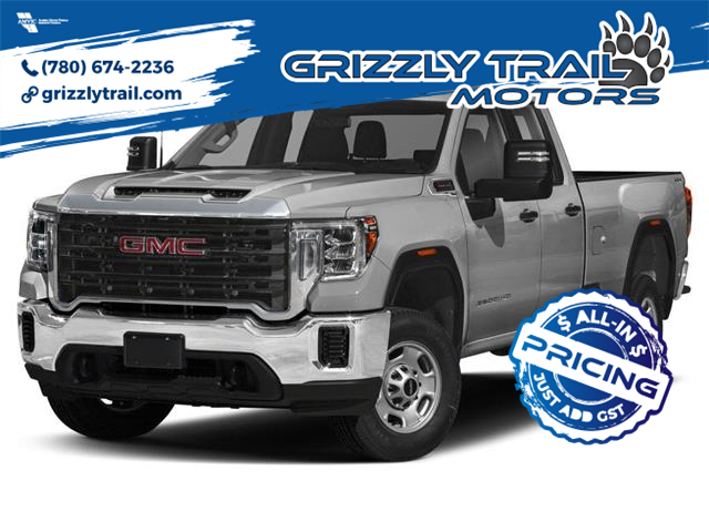 2020 GMC Sierra 2500HD SLE (Stk: 60881) in Barrhead - Image 1 of 9