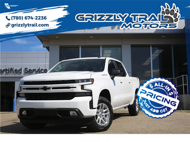 2020 Chevrolet Silverado 1500 RST (Stk: 60880) in Barrhead - Image 1 of 30