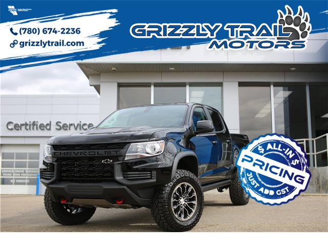 2021 Chevrolet Colorado ZR2 (Stk: 61047) in Barrhead - Image 1 of 29