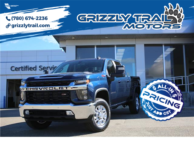 2020 Chevrolet Silverado 3500HD LT (Stk: 60952) in Barrhead - Image 1 of 30
