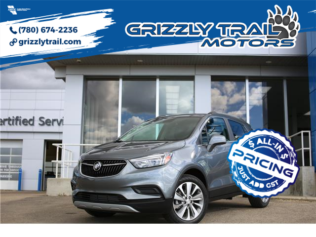 2020 Buick Encore Preferred (Stk: 59689) in Barrhead - Image 1 of 29