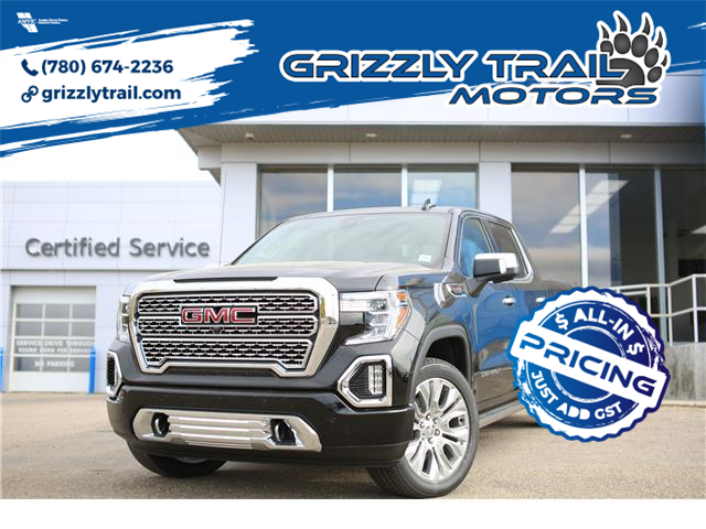 2020 GMC Sierra 1500 Denali (Stk: 61294) in Barrhead - Image 1 of 35
