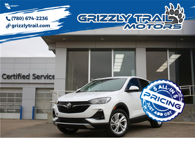 2020 Buick Encore GX Preferred (Stk: 61352) in Barrhead - Image 1 of 24