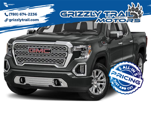 2021 GMC Sierra 1500 Denali (Stk: 61527) in Barrhead - Image 1 of 9