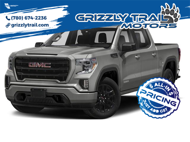 2021 GMC Sierra 1500 Elevation (Stk: 61639) in Barrhead - Image 1 of 9