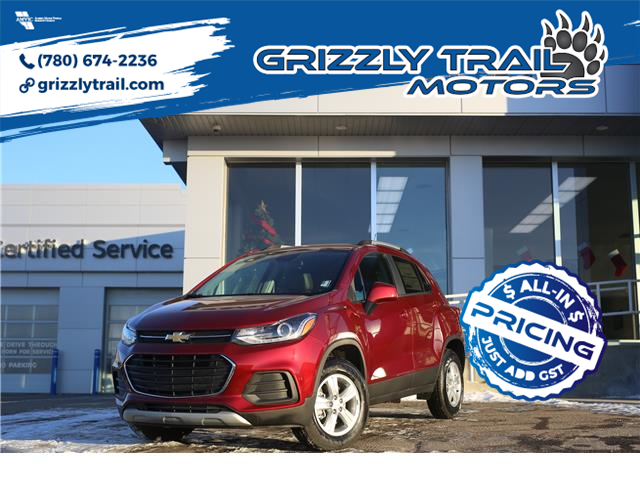 2021 Chevrolet Trax LT (Stk: 61788) in Barrhead - Image 1 of 23