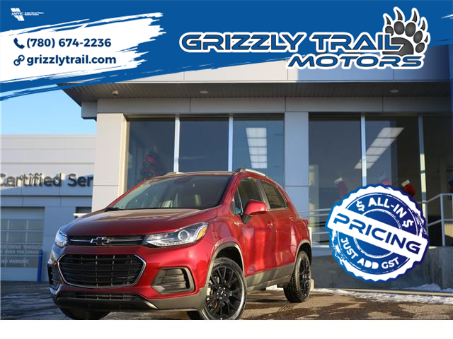 2021 Chevrolet Trax LT (Stk: 61786) in Barrhead - Image 1 of 26