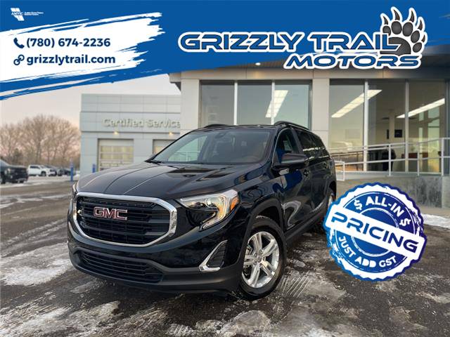 2021 GMC Terrain SLE (Stk: 61837) in Barrhead - Image 1 of 23