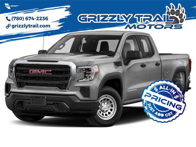 2021 GMC Sierra 1500 Base (Stk: 62210) in Barrhead - Image 1 of 9