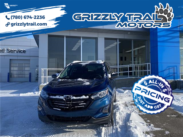2021 Chevrolet Equinox LT (Stk: 62080) in Barrhead - Image 1 of 36