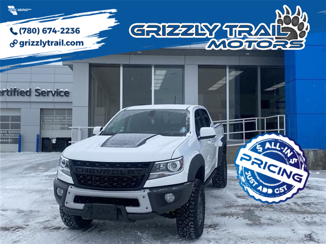 2021 Chevrolet Colorado ZR2 (Stk: 61554) in Barrhead - Image 1 of 29