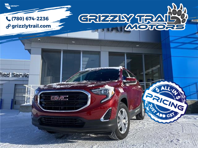 2021 GMC Terrain SLE (Stk: 62121) in Barrhead - Image 1 of 26