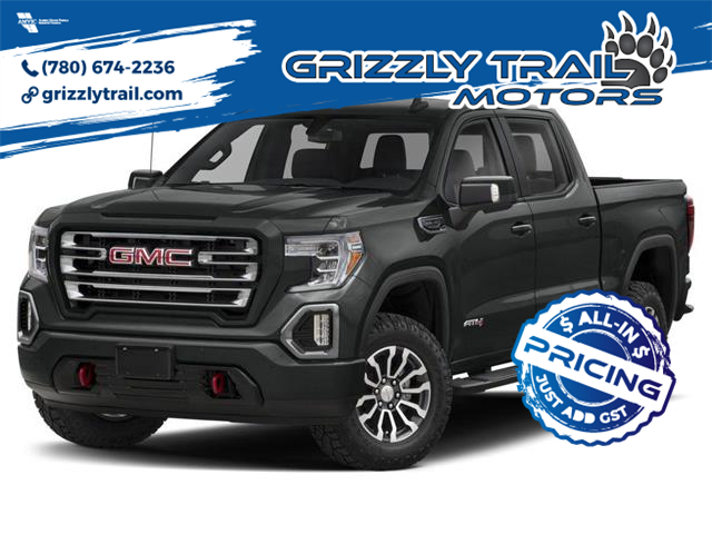 2021 GMC Sierra 1500 AT4 (Stk: 62449) in Barrhead - Image 1 of 9