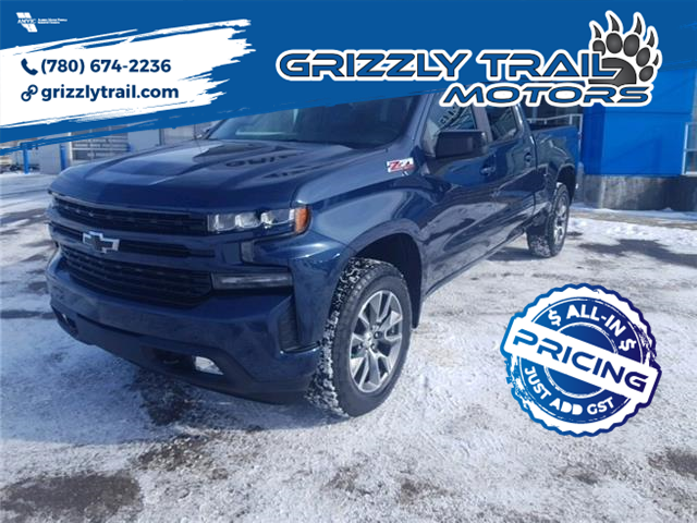 2021 Chevrolet Silverado 1500 RST (Stk: 62328) in Barrhead - Image 1 of 15