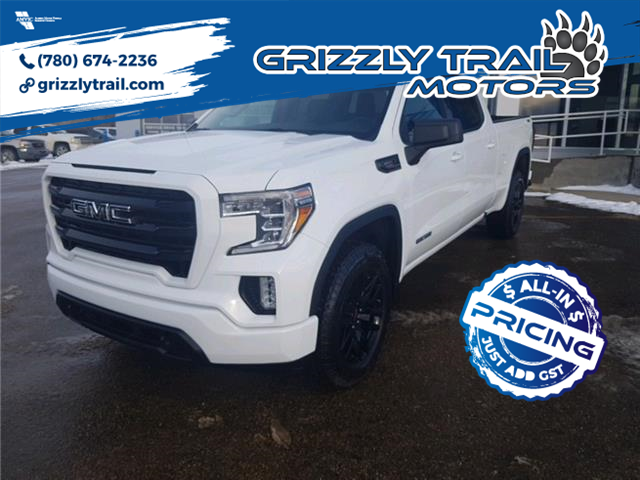 2021 GMC Sierra 1500 Elevation (Stk: 62495) in Barrhead - Image 1 of 16