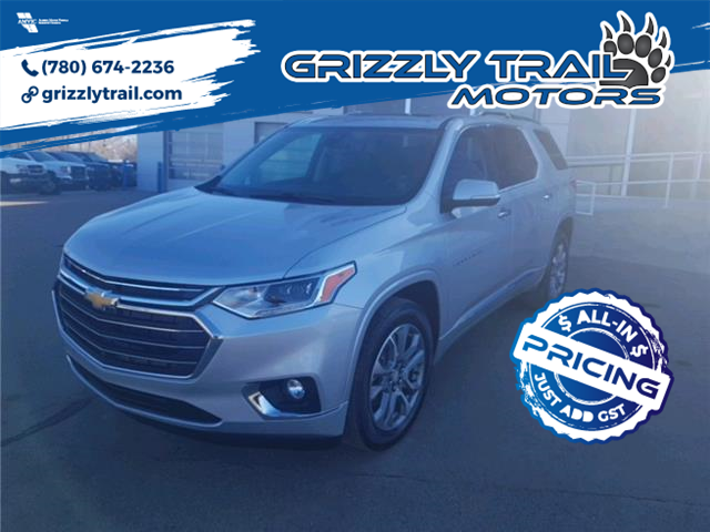2021 Chevrolet Traverse Premier (Stk: 62302) in Barrhead - Image 1 of 19