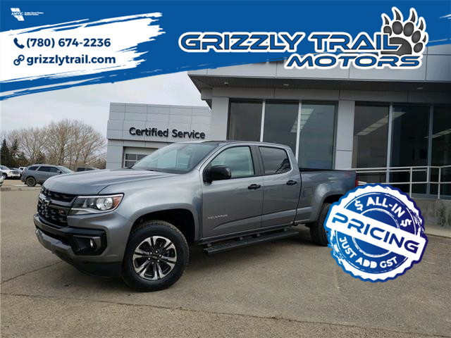 2021 Chevrolet Colorado Z71 (Stk: 62563) in Barrhead - Image 1 of 19