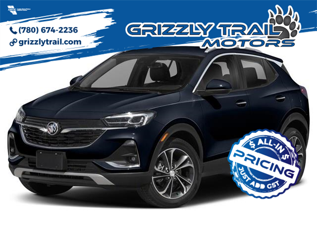 2021 Buick Encore GX Essence (Stk: 62776) in Barrhead - Image 1 of 9