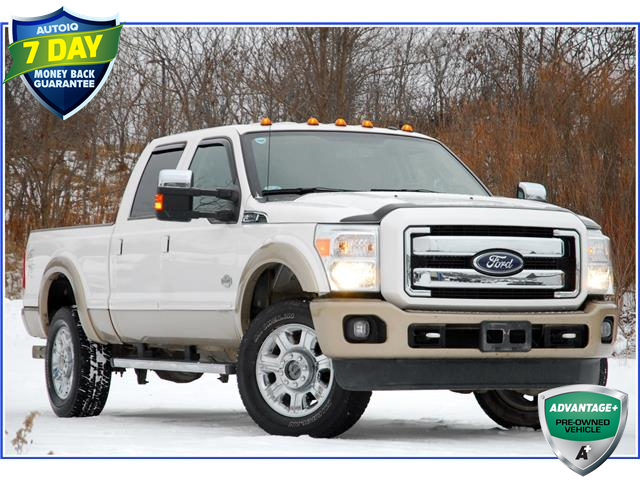 2012 Ford F-350 Lariat (Stk: D96410AX) in Kitchener - Image 1 of 21