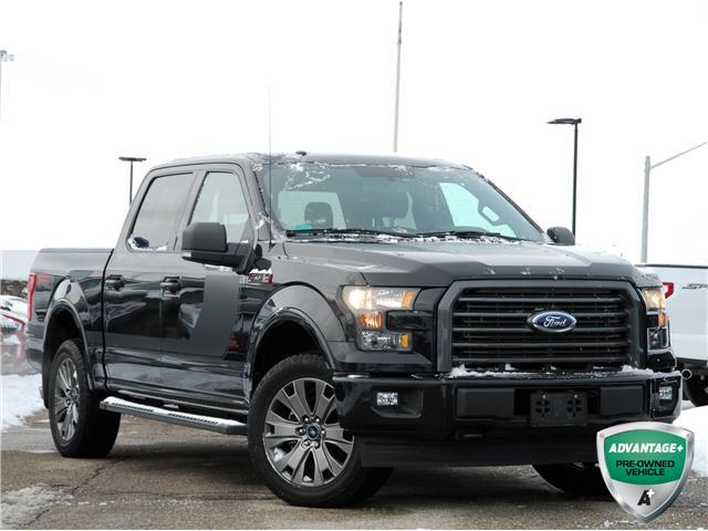 2017 Ford F-150 XLT (Stk: 151450X) in Kitchener - Image 1 of 6