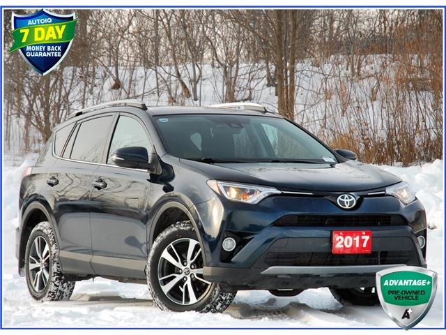 2017 Toyota RAV4 XLE (Stk: D95430A) in Kitchener - Image 1 of 17