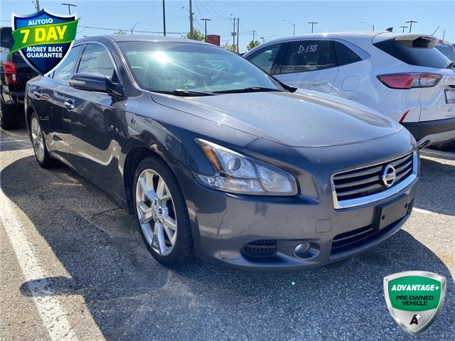 2012 Nissan Maxima SV (Stk: D95100B) in Kitchener - Image 1 of 8