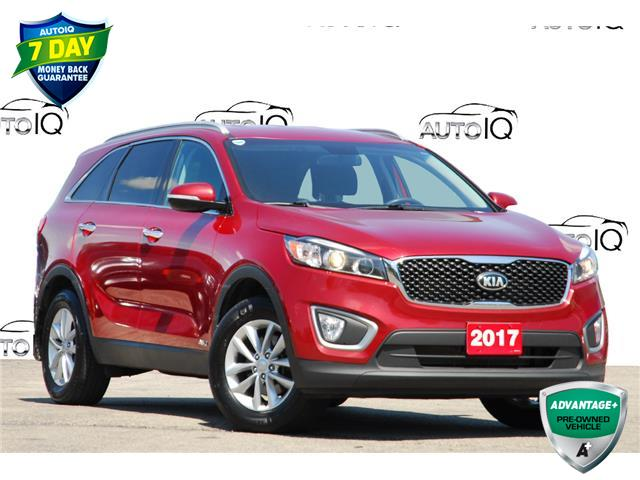 2017 Kia Sorento 2.4L LX (Stk: D97630A) in Kitchener - Image 1 of 15