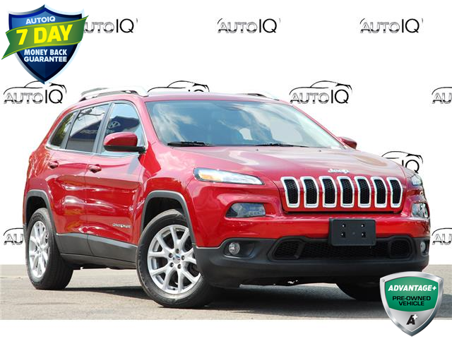 2017 Jeep Cherokee North (Stk: 152620AX) in Kitchener - Image 1 of 18