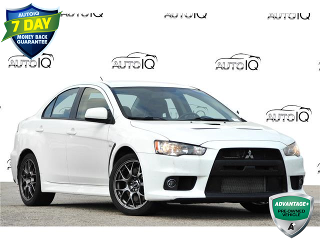 2014 Mitsubishi Lancer Evolution GSR (Stk: 153350X) in Kitchener - Image 1 of 4