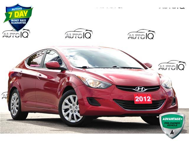 2012 Hyundai Elantra GLS (Stk: 152650A) in Kitchener - Image 1 of 15