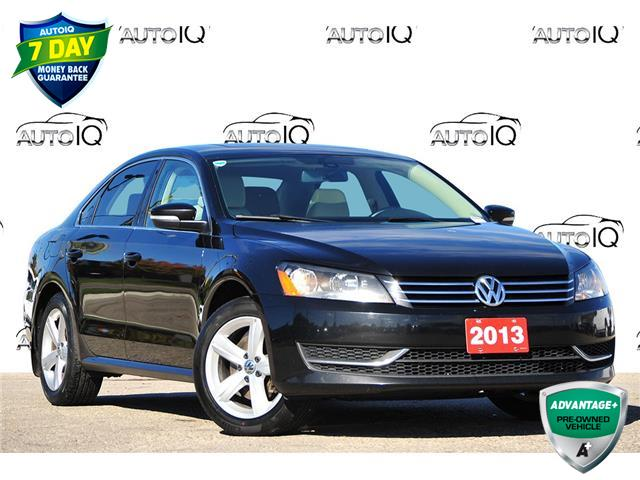 2013 Volkswagen Passat 2.5L Comfortline (Stk: 20D0930AJ) in Kitchener - Image 1 of 16