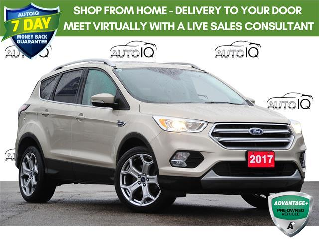 2017 Ford Escape Titanium (Stk: 20F1590A) in Kitchener - Image 1 of 22