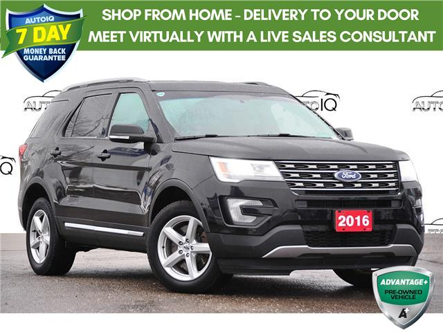 2016 Ford Explorer XLT (Stk: D100110AX) in Kitchener - Image 1 of 17