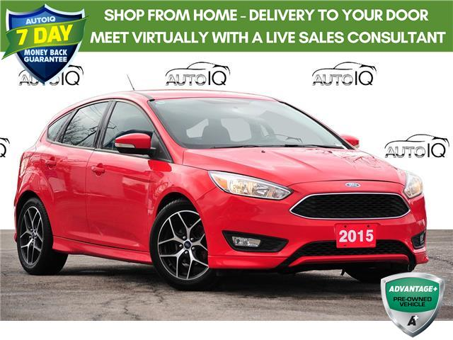 2015 Ford Focus SE (Stk: 153610BX) in Kitchener - Image 1 of 21