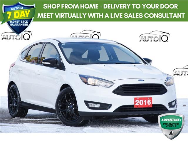 2016 Ford Focus SE (Stk: 155270X) in Kitchener - Image 1 of 22